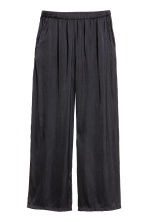 Pantaloni ampi - Nero - DONNA | H&M IT 2