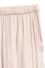 Wide trousers - Light mole - Ladies | H&M 3