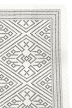 Paper napkins - White/Patterned - Home All | H&M CN 2