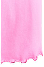 Top en jersey - Blanc/rose -  | H&M FR 3