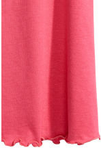 Jersey strappy top - Raspberry pink -  | H&M 3
