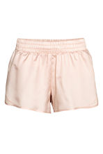 Sports shorts - Powder pink -  | H&M 2