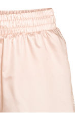 Sports shorts - Powder pink -  | H&M 3