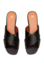 Mules - Black - Ladies | H&M 3