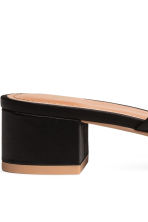 Mules - Black - Ladies | H&M CN 5