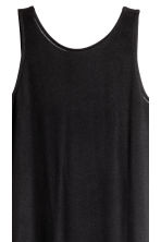 Jersey dress - Black - Ladies | H&M CN 3