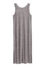 Jersey dress - Grey marl - Ladies | H&M CN 2