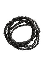 5-pack bracelets - Black - Men | H&M CA 2