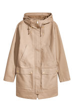 Parka - Beige - Ladies | H&M 2