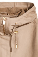 Parka - Beige - Ladies | H&M 3
