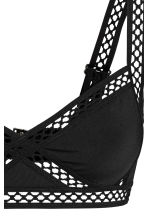 Bikini top - Black - Ladies | H&M 4