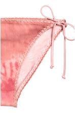Reversible bikini bottoms - Pink/Batik - Ladies | H&M 4