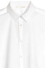 Cotton shirt - White - Men | H&M 3
