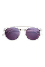 Sunglasses - Transparent - Ladies | H&M CN 2