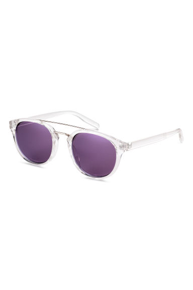 Sunglasses - Transparent - Ladies | H&M CN