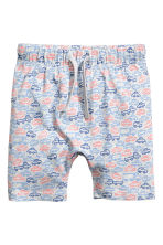 Jersey pyjamas - Grey/Cars - Kids | H&M 2