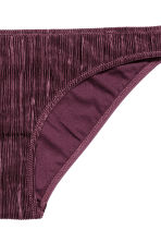 Bikini bottoms - Plum - Ladies | H&M CA 2