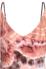 V-neck swimsuit - Powder pink/Batik - Ladies | H&M 3