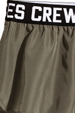 Shorts - Dark khaki green - Ladies | H&M 3