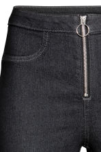 Stretch trousers - Dark grey - Ladies | H&M 3