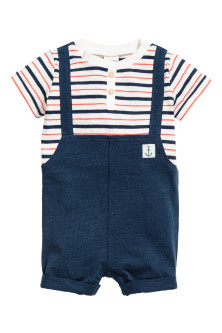Jersey sailor suit