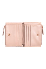 Purse - Powder pink - Ladies | H&M 2