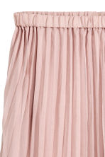 Pleated skirt - Old rose - Ladies | H&M CA 3