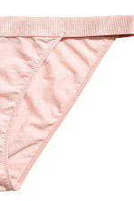 Bikini briefs - Powder pink - Ladies | H&M CN 2