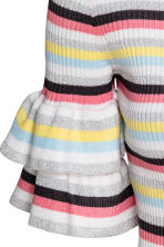 Knitted top - Multicoloured/Striped - Ladies | H&M 3