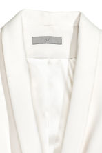 Fitted jacket - White - Ladies | H&M GB 3