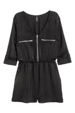 Playsuit - Black - Ladies | H&M CN 2