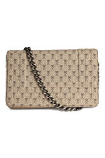 Shoulder bag - Beige/Patterned - Ladies | H&M CN 2