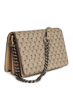 Shoulder bag - Beige/Patterned - Ladies | H&M CN 3