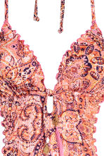 Swimsuit - Pink/Paisley - Ladies | H&M 4