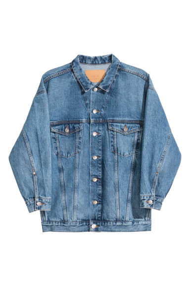 Uni 外套1 - Denim blue - Men | H&M