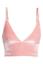 Bustier - Pink - Ladies | H&M CN 2