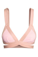 Top bikini - Rosa/beige - DONNA | H&M IT 2