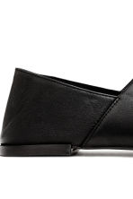 Slip-on loafers - Black - Ladies | H&M 5