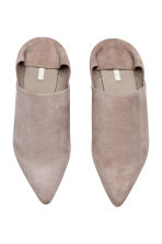 Slip-on loafers - Grey - Ladies | H&M CN 2