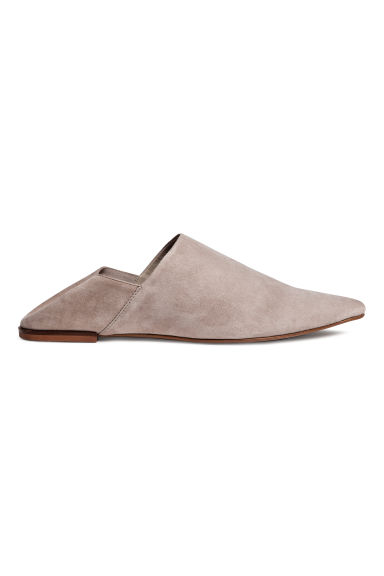 Slip-on loafers