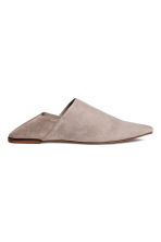 Slip-on loafers - Grey - Ladies | H&M CN 1