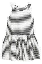 2-pack jersey dresses - White/Heart - Kids | H&M 3