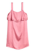 Satin dress - Pink - Ladies | H&M 2