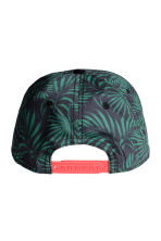 Cap with appliqué - Black/Miami - Kids | H&M 2