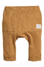 Jersey trousers - Camel - Kids | H&M 1