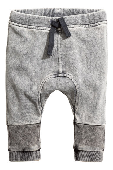 Joggers - Grey washed out - Kids | H&M 1