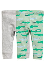 Mint green/Crocodiles