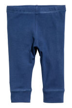 2-pack jersey leggings - Blue - Kids | H&M CN 2