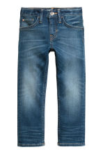 Super Soft Slim fit Jeans - Denim blue - Kids | H&M 2