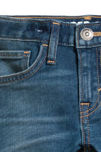 Super Soft Slim fit Jeans - Denim blue -  | H&M 4
